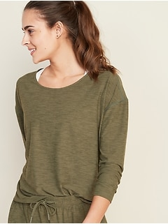 Breathe ON Long-Sleeve Performance Top for Women