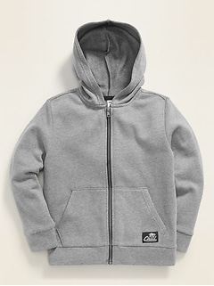 Graphic Zip Hoodie for Boys