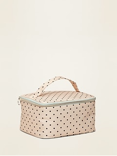Canvas Lunch Box Tote