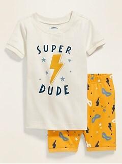 Pyjama «Super Dude» pour tout-petit et bébé
