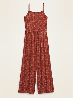 Jersey-Knit Cami Jumpsuit for Women