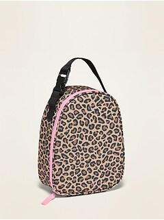 Zip Lunch Bag for Girls