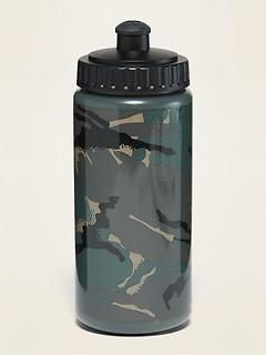 Bouteille d'eau en plastique Squeeze pour garçon