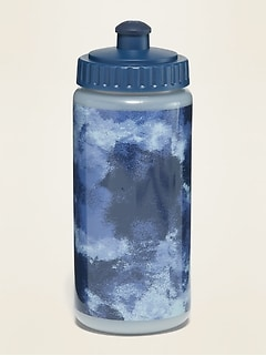 Plastic Squeeze Water Bottle for Boys