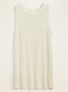 Lightweight Sleeveless Sweater Tank Top for Women
