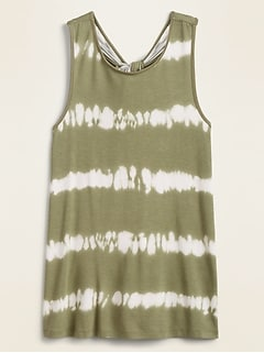 Twisted Racerback Tank Top for Women