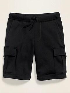 Jogger Cargo Shorts for Boys