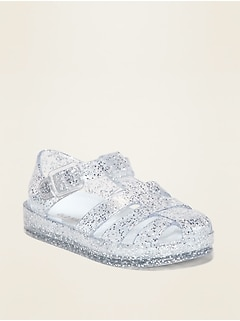 Jelly Fisherman Sandals for Toddler Girls