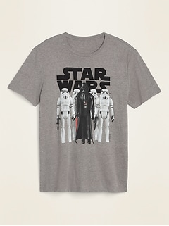 Star Wars™ Darth Vader & Stormtroopers Gender-Neutral Tee for Men & Women