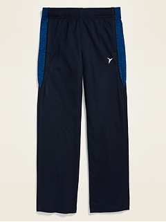 Go-Dry Mesh Track Pants for Boys
