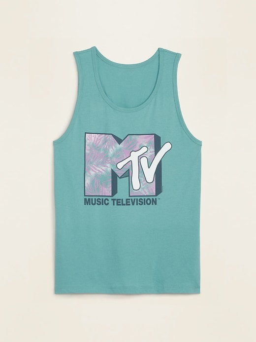 MTV&#153 Gender-Neutral Tank Top for Men & Women