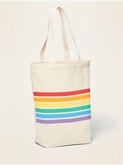 Pride Canvas Tote Bag