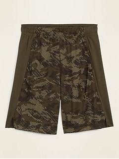Go-Dry Printed Shorts for Boys