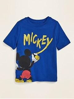 T-shirt Mickey Mouse de Disney pour tout-petit garçon