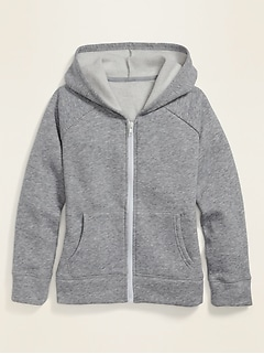 Uniform Zip Hoodie for Girls