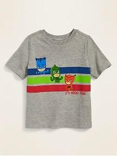T-shirt «It's Hero Time» de PJ MasksMC pour tout-petit garçon