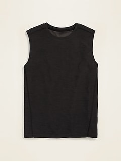 Ultra-Soft Breathe ON Tank Top for Boys