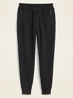 High-Waisted Dynamic Fleece Jogger Pants for Women