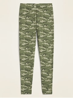 High-Waisted Printed Leggings for Women