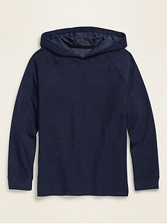 Ultra-Soft Breathe ON Pullover Hoodie for Boys