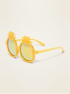 Pineapple Sunglasses for Toddler & Baby