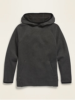 Dynamic Fleece Raglan Pullover Hoodie for Boys