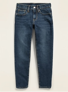 POPSUGAR x Old Navy Karate Built-In Flex Max Dark-Wash Jeans