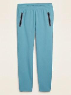 Dynamic Fleece Tapered-Fit Sweatpants for Men