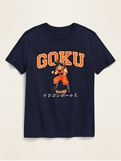Dragon Ball Z™ Goku Graphic Tee For Boys