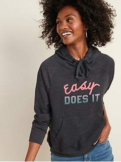 Vintage Pullover Hoodie for Women
