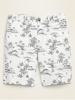 Slim Ultimate Shorts for Men - 10 inch inseam