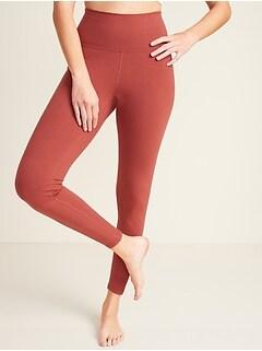 High-Waisted Balance 7/8-Length Leggings for Women