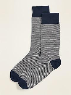 Chaussettes à imprimé de fantaisie pour homme