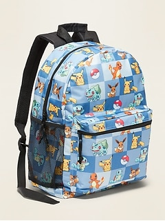 Licensed Pop-Culture Backpack for Kids