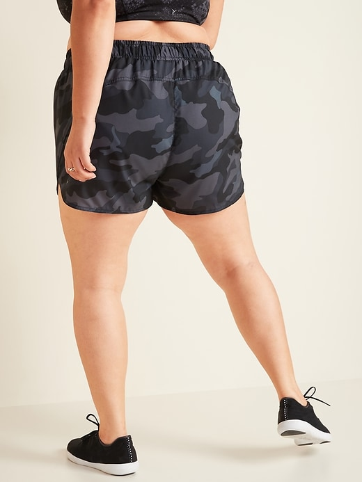 Plus-Size Run Shorts - 3.5-inch inseam