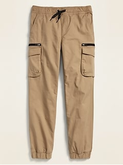 Built-In Flex Dry-Quick Cargo Jogger Tech Pants