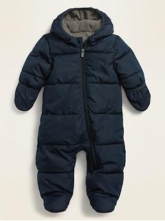 Habit de neige matelassé hydrorésistant Frost-Free pour bébé