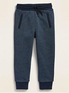 Pantalon d'exercice à coulisse fonctionnelle pour tout-petit garçon