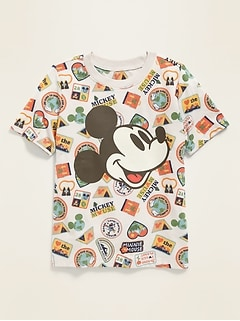 Unisex Disney© Mickey Mouse Graphic Tee for Toddler