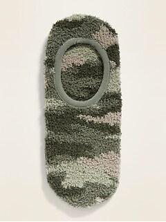 Chaussettes douillettes antidérapantes pour femme