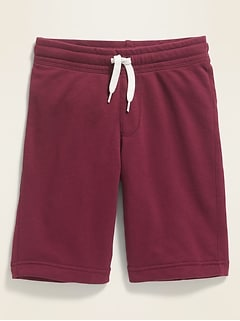 French Terry Jogger Shorts for Boys