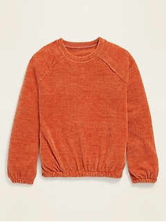 Cozy Pullover Sweater for Girls