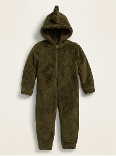 Cozy Critter Unisex One-Piece for Toddlers
