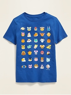 Licensed Pop-Culture Graphic Tee for Boys