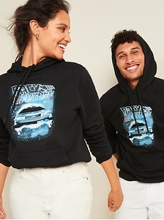 Back to the Future™ Gender-Neutral Pullover Hoodie for Men & Women