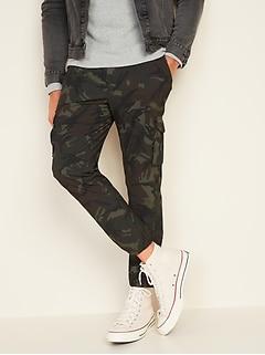 Pantalon d'entraînement cargo en tissu StretchTech Go-Dry Shade pour homme