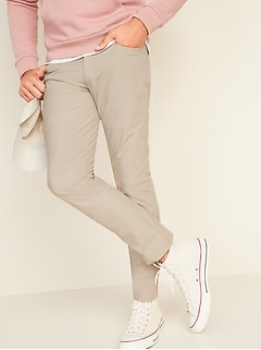 Slim Go-Dry Cool Hybrid Pants for Men
