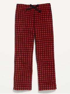 Pantalon de pyjama à imprimé en micromolleton Performance Fleece pour fille