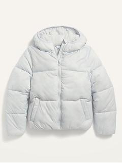 Veste rembourrée Frost Free à l'épreuve du vent pour fille