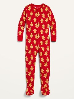 Holiday Pajama One-Piece for Toddler & Baby